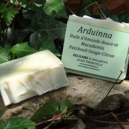 Arduinna : Patchouli - Sauge - Citron