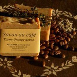 Savon au Café