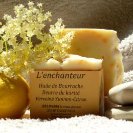L'enchanteur : Verveine - Citron et feuilles de verveine