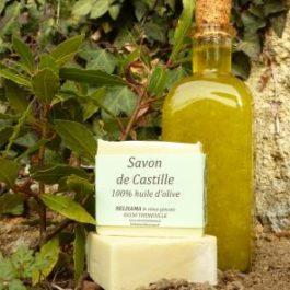 Savon de Castille : 100% huile d'olive
