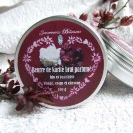 Belisama - Beurre de karité brut parfumé